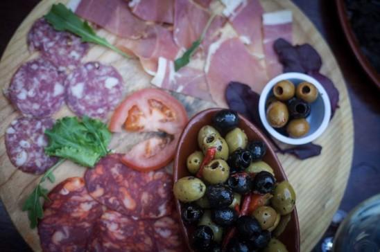 Tabla de Chacinera – Meat Board